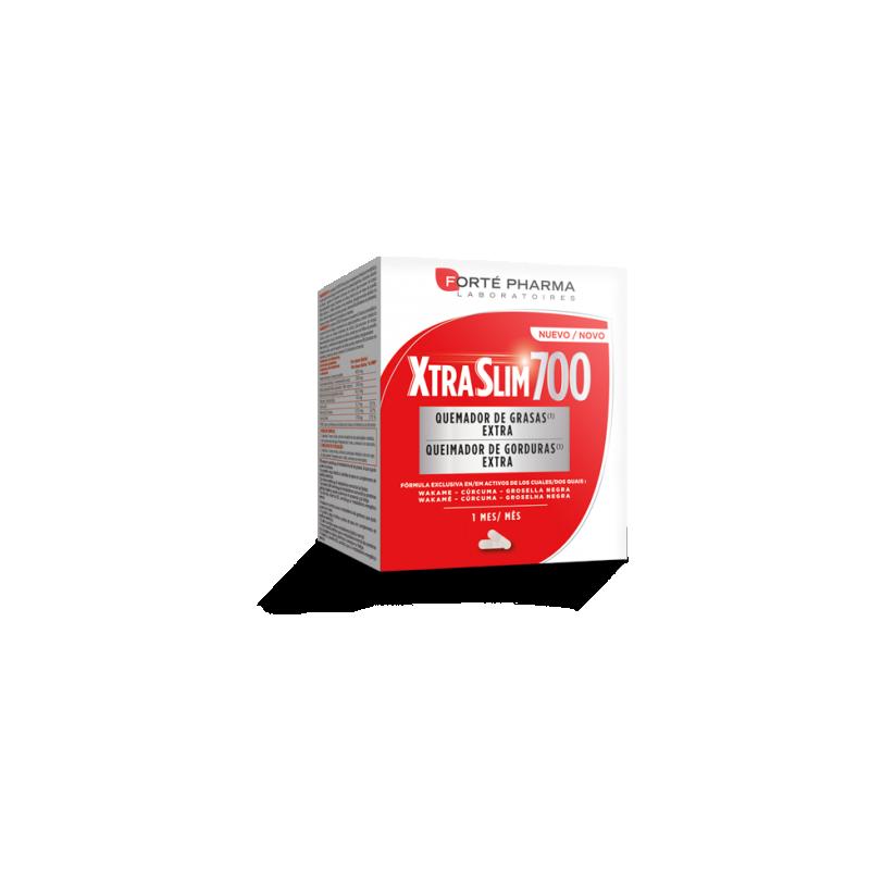 Xtraslim 700 - 120 Capsulas