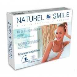 Naturel Smile Kit de Blanqueamiento Dental con Activador Luminoso