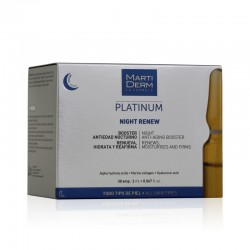 Martiderm Night Renew 30 Ampollas