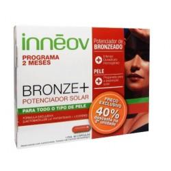 Inneov Bronze+ Potenciador Bronceado 60 Capsulas