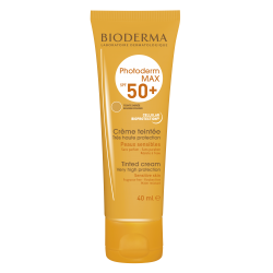 Bioderma Photoderm MAX Crema Color SPF 50+ UVA38 Tubo 40 ml
