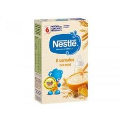Nestle Papilla 8 Cereales con Miel 600 g