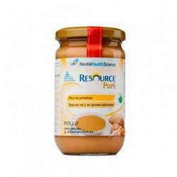 Nestlé Resource Puré Pollo con Pasta y Champiñones 300 g