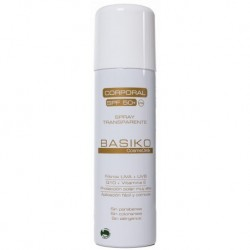 Cosmeclinik Basiko Protector Solar Spray Transparente SPF50 200ml