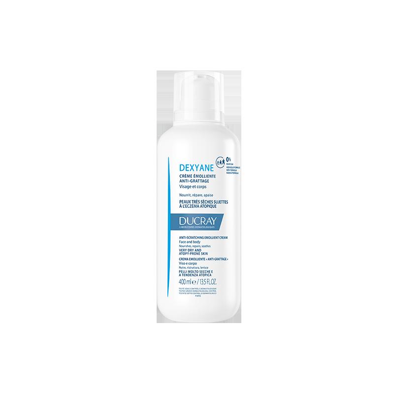 Ducray Dexyane Crema Emoliente Antirascado 400 ml