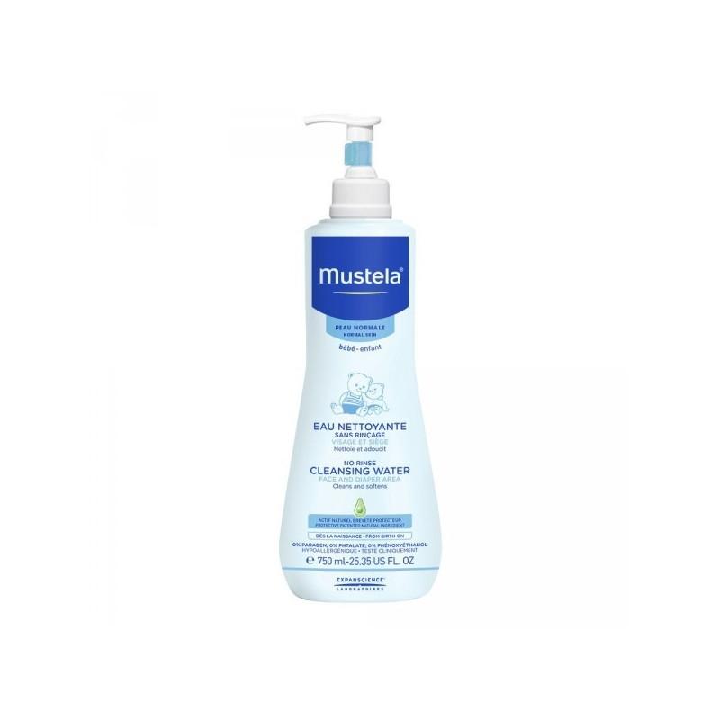 Mustela Agua Limpiadora 300 ml