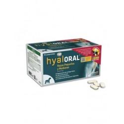 Hyaloral Condoprotector Razas Pequeñas y Medianas 90 Comprimidos