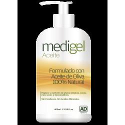 Medigel Aceite Baño Ducha 400 ml