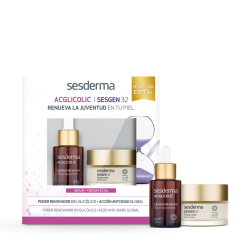 Sesderma Pack Acglicolic Serum 30ml + Sesgen32 Crema 50ml