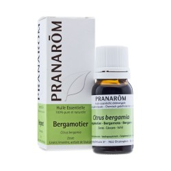 Pranarom Aceite Esencial Bergamota 10 ml