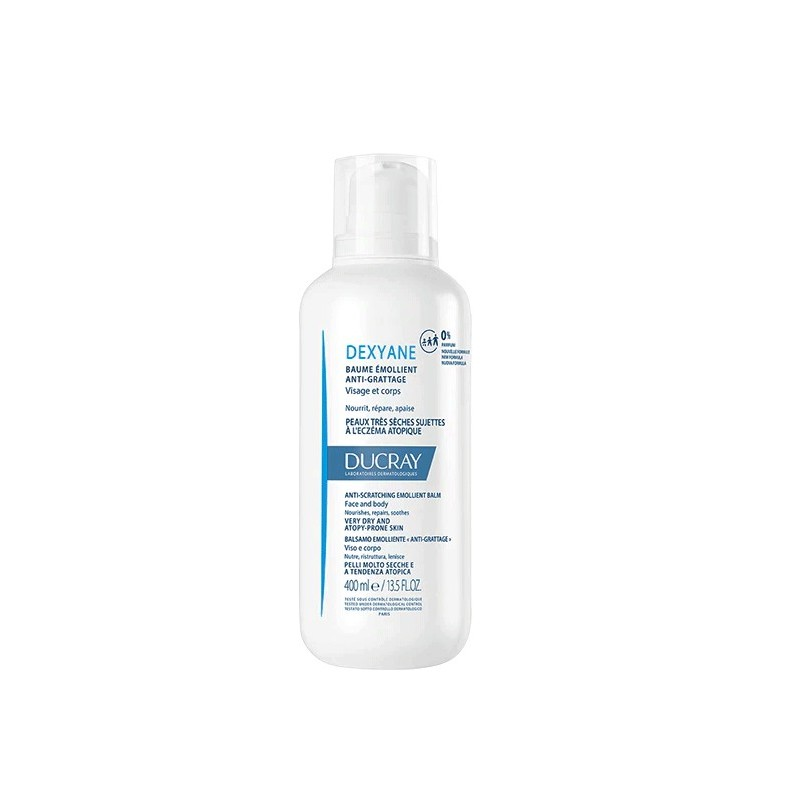 DUCRAY ICTYANE HD BALSAMO RELIPIDANTE ANTI-IRRITANTE 400ML