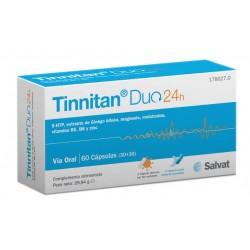 Tinnitan Duo 24 Horas 60 Capsulas
