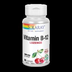 Solaray Vitamina B12 90 Comprimidos