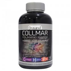 Collmar Colageno Marino + Magnesio + Acido Hialuronico 180 Comprimidos