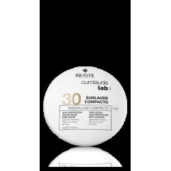 Sunlaude Maquillaje Compacto SPF30+ 10g