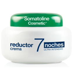 Somatoline Reductor 7 Noches Ultra Intensivo Crema 450 ml