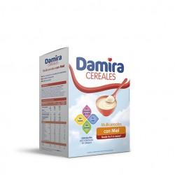 Damira Papilla 8 Cereales y Miel 600 g