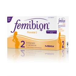 Femibion Pronatal 2 30 Comprimidos + 30 Capsulas