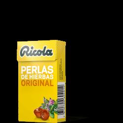 Ricola Perlas S/Azucar Hierbas Suizas 25 g