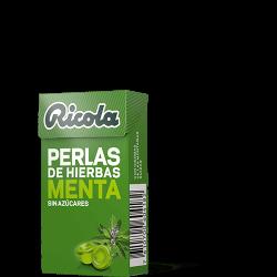 Ricola Perlas S/Azucar Menta 25 g