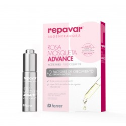 Repavar Aceite rosa mosqueta advance 15 ml