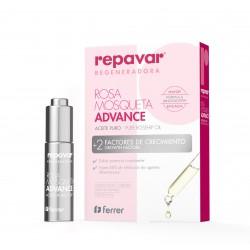 Repavar Regeneradora Advance Aceite Puro Rosa Mosqueta 15 ml