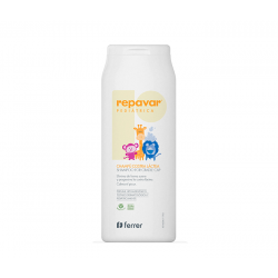 Repavar Otc Pediatrica Champu Costra Lactea 200 ml