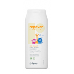 Repavar Pediatrica Gel Champu 200 ml