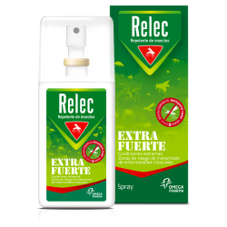 Relec spray antimosquitos extra fuerte 75 ml
