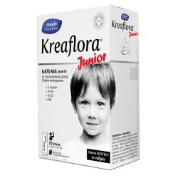 Mayla Kreaflora Junior 10 Sticks Sabor Fresa