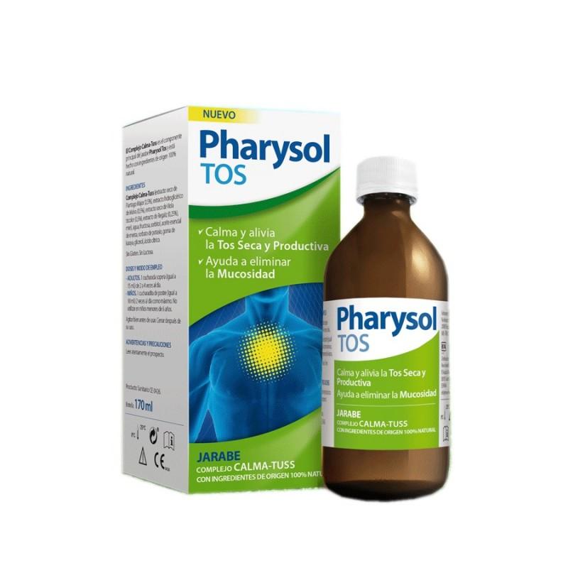 Comprar Pharysol Tos Jarabe 170 Ml Mejor Precio Farmacia Gt