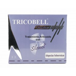 Tricobell Premium Alopecias Seborreicas 12 Ampollas