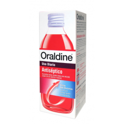 Oraldine Colutorio Antiseptico 400 ml