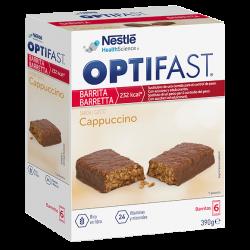 OPTIFAST BARRITAS   6Uds de 70 Gr. CAPPUCCINO
