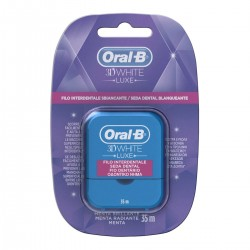 Oral-B Seda Dental 3D White Luxe Menta 35m