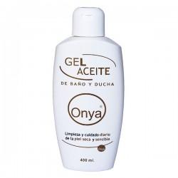 Onya Gel Aceite Baño y Ducha 400 ml