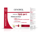Oenobiol Minceur Todo en 1 - 30 Sticks + 60 Comprimidos