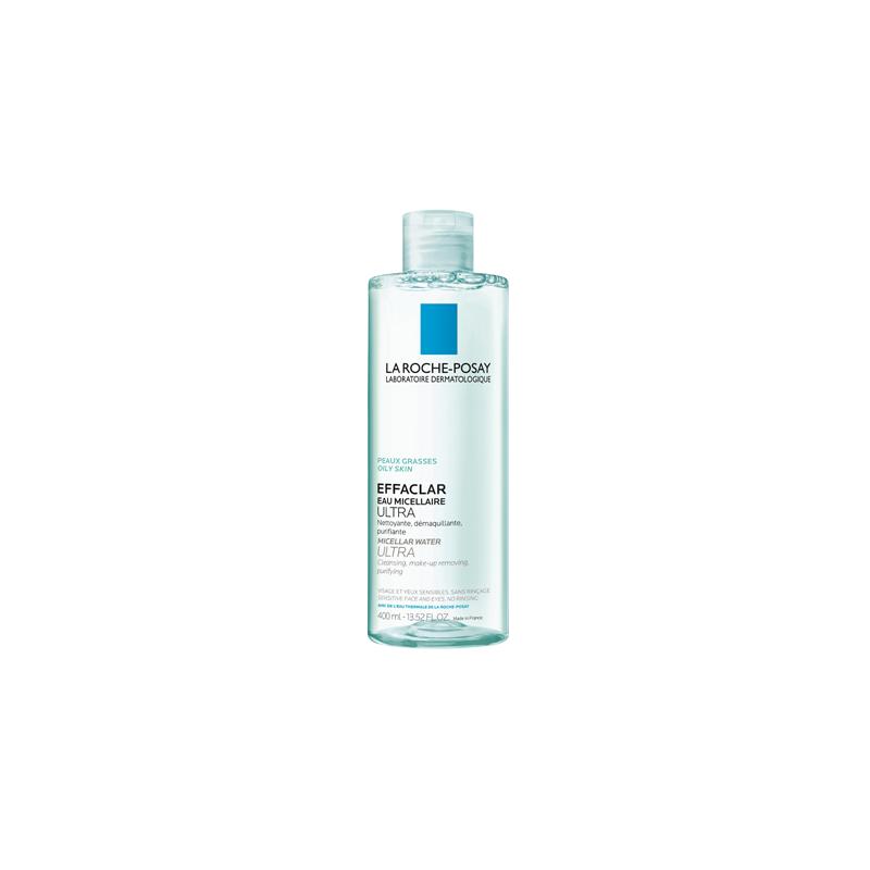 La Roche Posay Effaclar agua micelar ultra 400 ml