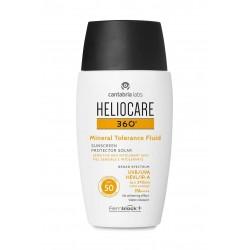 Heliocare 360º SPF 50 Mineral Tolerance Fluid - Protector Solar 50 ml