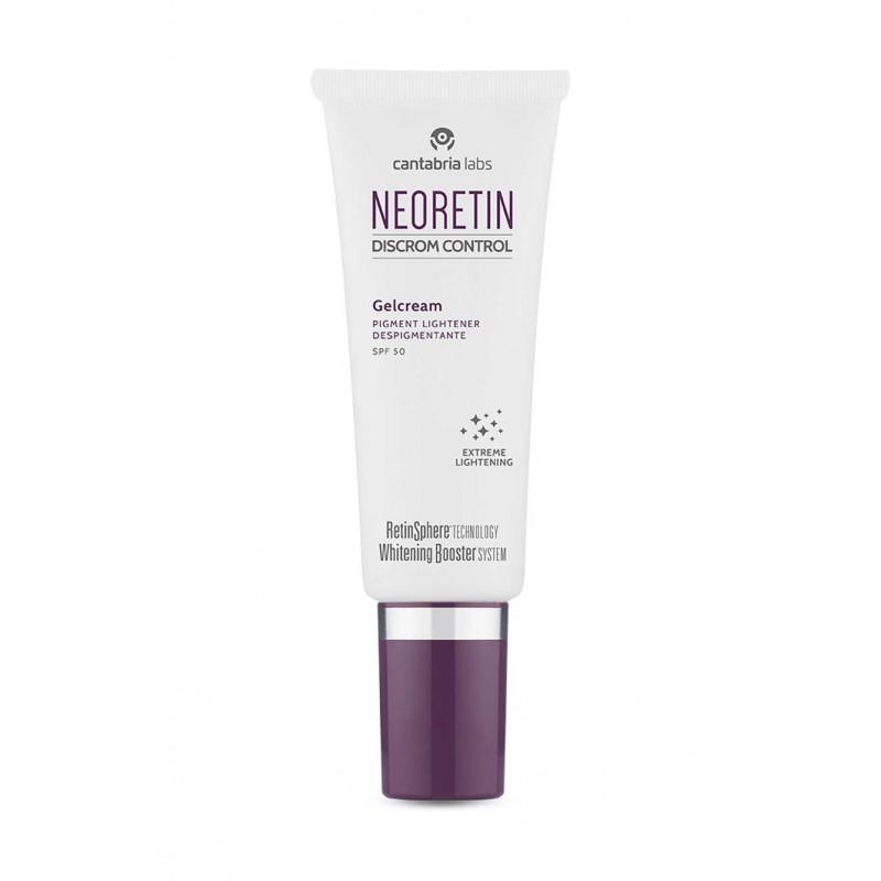 Neoretin Discrom Control F50 Gel Cream 40 ml
