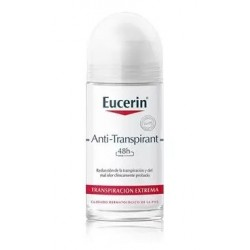 Eucerin Antitranspirante Roll-On 48h 50 ml