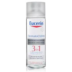 Eucerin Dermatoclean 3 en 1 Solucion Micelar Limpiadora 200 ml