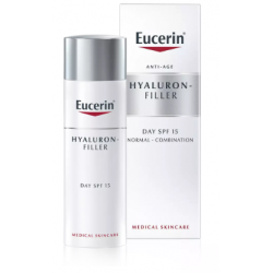 Eucerin Hyaluron Filler Crema Dia SPF15 Piel Normal/Mixta 50ml