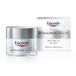 Eucerin Hyaluron Filler Crema Dia SPF15 Piel Seca 50ml