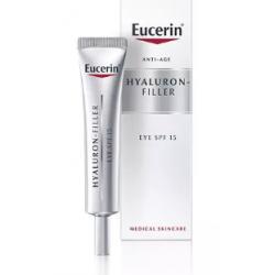 Eucerin Hyaluron Filler Contorno de Ojos SPF15 - 15 ml