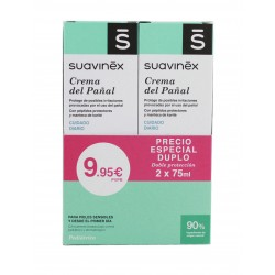 Suavinex Duplo Crema Pañal 2x75ml