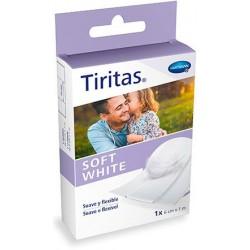 Tiritas Sensitive Elastic 1 m x 8 cm
