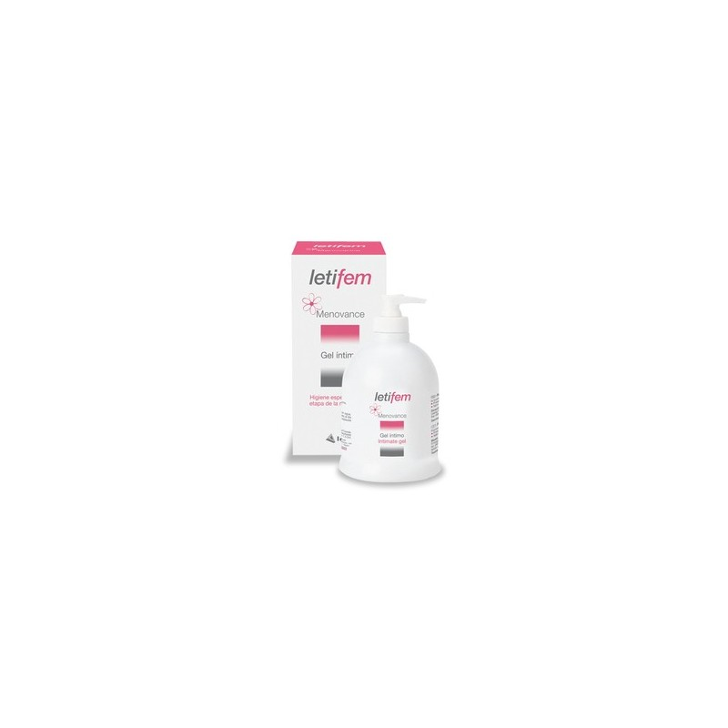 LETIFEM MENOVANCE GEL ÍNTIMO 250 ml
