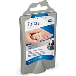 Dermaactive Tiritas Hydro Callos Dedos Pies Hidrocoloide 60X18 mm 8 Uni