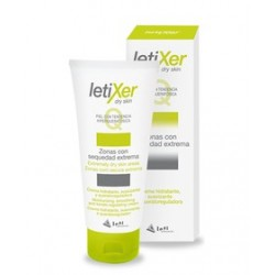 Letixer Q Zonas Con Sequedad Extrema 100ml